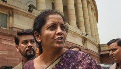 Indian economy not hit by demonitisation: Nirmala