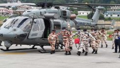 U'khand: ITBP brings bodies of climbers to lower base