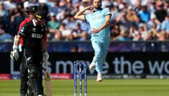Wood hopes his luck holds after Williamson run out