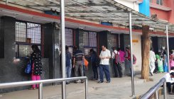 Chaos at bus station over BMTC passes