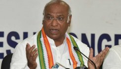 Cong claims BJP buying MLAs, rushes Kharge to Bengaluru