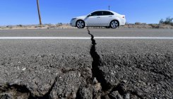 Magnitude 7.1 earthquake recorded in California
