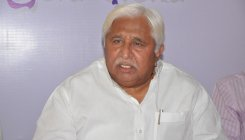 Cong passing through a lean patch, says H K Patil