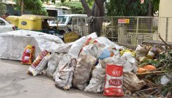 Bengaluru to send its solid waste 500 km away!