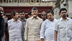 'AP plunge into Rs 2.58 lakh cr debt in Naidu's term'