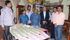 ACB seizes Rs 93 lakh cash from Tahasildar's house