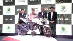 TVS launches India's first ethanol-based motorbike
