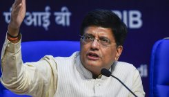 Goyal rules out privatisation of Railways