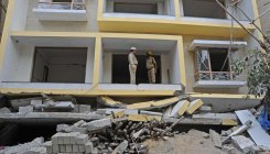 Building collapse: Cops yet to make arrests