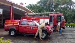 Water bowser to further power up Udupi fire station