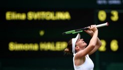 Halep stands between Serena and Court's landmark