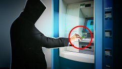 Two people lose money using ATM with skimmer device
