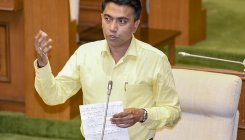 Goa CM to reshuffle cabinet on Saturday