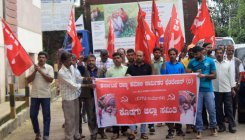 'Hamali workers are bereft of govt facilities'