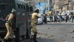 Significant drop in stone pelting incidents: Officials