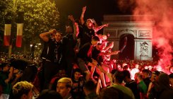 282 held over unrest in France post-Algeria win