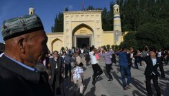 As China locks up Muslims, it opens doors to tourists