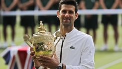 Serbian press crown Djokovic 'King of Tennis'