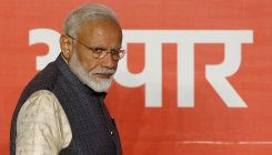 Modi cautions Union Mins against skipping roster duties