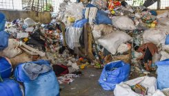 New tech to sort out garbage at dry collection units