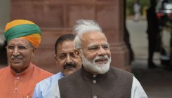 Modi asks BJP MPs to play lead role in development