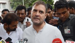 Rahul exempted from appearance in defamation case