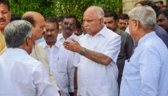 BJP will form govt in next 4 days, asserts BSY