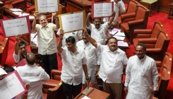 Karnataka crisis: Govt to face trust vote on Thursday