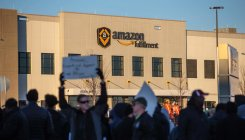 Amazon workers strike as Prime shopping frenzy hits