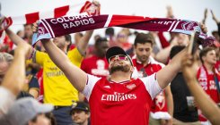 Arsenal open US tour with 3-0 friendly win in Colorado
