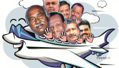 MLAs' jaunts cost a lot