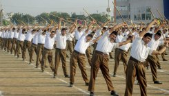 Objectionable material on RSS in DU syllabus: ABVP