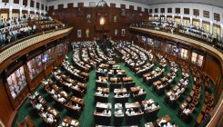 Karnataka Assembly adjourned till 3 pm