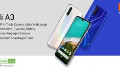 Xiaomi Mi A3 Android One with triple-camera launched