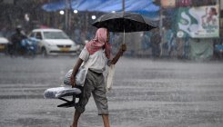 India gets rainfall 20% below average in latest week
