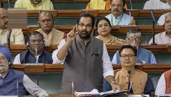 Govt empowering minorities without appeasement: Naqvi