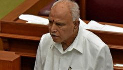 Coalition conspired to adjourn House: Yeddyurappa
