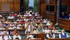Current Lok Sabha session most productive in 20 years