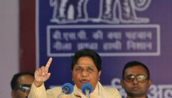 BJP govt using Sec 144 to hide shortcomings: Mayawati