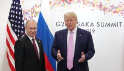 Putin says he 'sympathised' with Trump before US polls