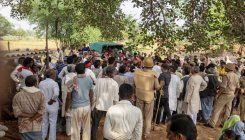 Opposition latches on to Sonbhadra tribal killings