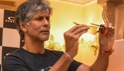 Barefoot running is the natural way: Milind Soman