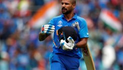 Dhawan and Saha back, Chahar gets maiden T20 call-up