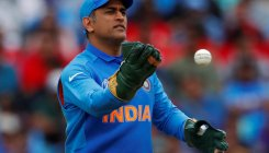 Dhoni makes himself unavailable for Windies tour