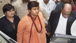 We do not become MPs to clean toilets: Pragya