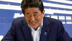 Abe keeps upper house grip but no 'supermajority'