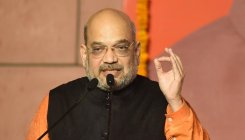 Shah holds consultation with party leaders on Karnataka