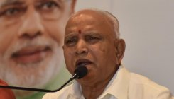 We stood like a rock, elated BSY tells Amit Shah