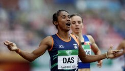 International Tiger Day: Cub to be named after Hima Das
