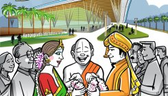 In 3 yrs, you could be hitched at Bengaluru airport